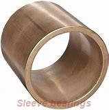 GARLOCK BEARINGS GGB 030DXR016  Sleeve Bearings