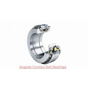 1.181 Inch | 30 Millimeter x 1.654 Inch | 42 Millimeter x 0.394 Inch | 10 Millimeter  INA 3806-B-2RZ-TVH  Angular Contact Ball Bearings