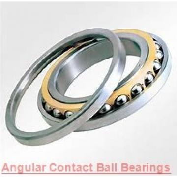 2.362 Inch | 60 Millimeter x 4.331 Inch | 110 Millimeter x 0.866 Inch | 22 Millimeter  INA QJ212-TVP  Angular Contact Ball Bearings