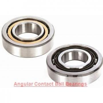 1.772 Inch | 45 Millimeter x 2.283 Inch | 58 Millimeter x 0.394 Inch | 10 Millimeter  INA 3809-B-2RZ-TVH  Angular Contact Ball Bearings