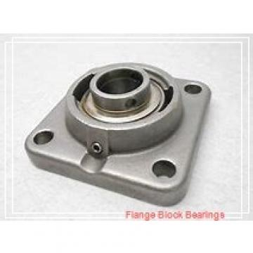 QM INDUSTRIES QAAC22A407SB  Flange Block Bearings