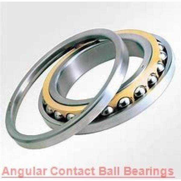 2.362 Inch | 60 Millimeter x 5.118 Inch | 130 Millimeter x 1.22 Inch | 31 Millimeter  NSK 7312BW  Angular Contact Ball Bearings #1 image